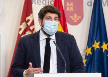 La Intersindical Región Murciana pide la dimisión de López Miras por su vergonzosa gestión del Gobierno Regional