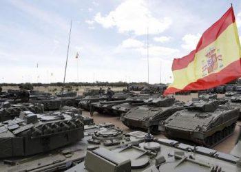 Grupo Antimilitarista Tortuga: «Otro año más el estado destina más 30.000 millones de euros a gasto militar y de control social»