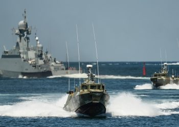 Rusia suspende por 6 meses el paso de buques de guerra y otros navíos estatales extranjeros en tres zonas del mar Negro