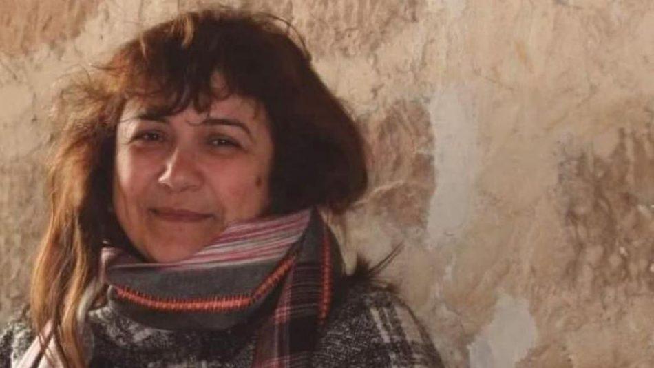 """IU exige """"libertad inmediata"""" para Juana Ruiz, trabajadora humanitaria detenida en Palestina por militares israelíes """"de forma arbitraria"""" hace 12 días"""
