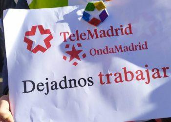 CCOO rechaza que Isabel Díaz Ayuso desprecie la radiotelevisión pública autonómica y a sus profesionales para el debate electoral