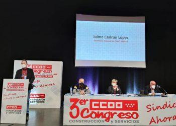 CCOO advierte de que el 4M estará vigilante para que la clase trabajadora madrileña pueda ir a votar