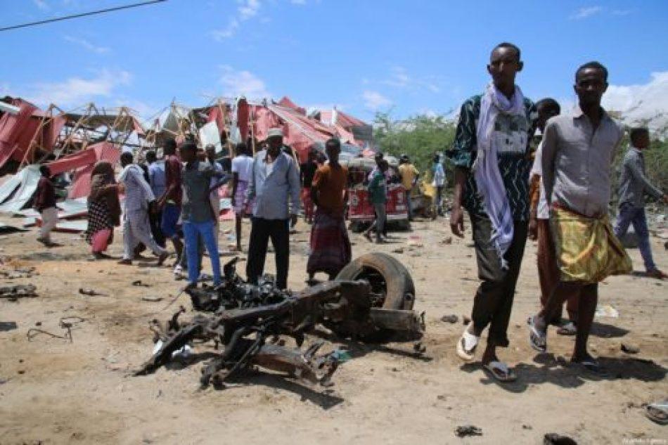 Somalia. Hacia el abismo más profundo