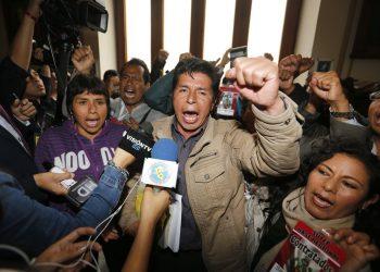 Congresista Guido Bellido: «Con Pedro Castillo como presidente vamos a devolverle el poder al pueblo»
