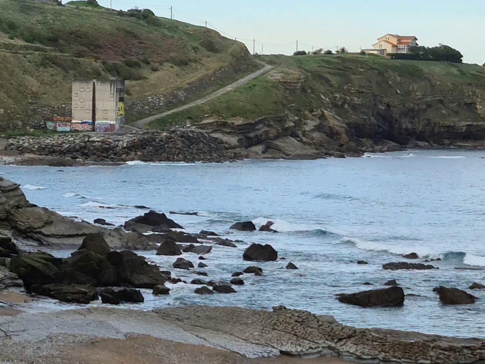 El riesgo de los vertidos del emisario de Gijón Este