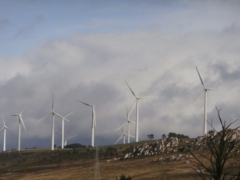 No podemos permitir los eolicos en la zonas de exclusión en Somiedo y Cangas del Narcea