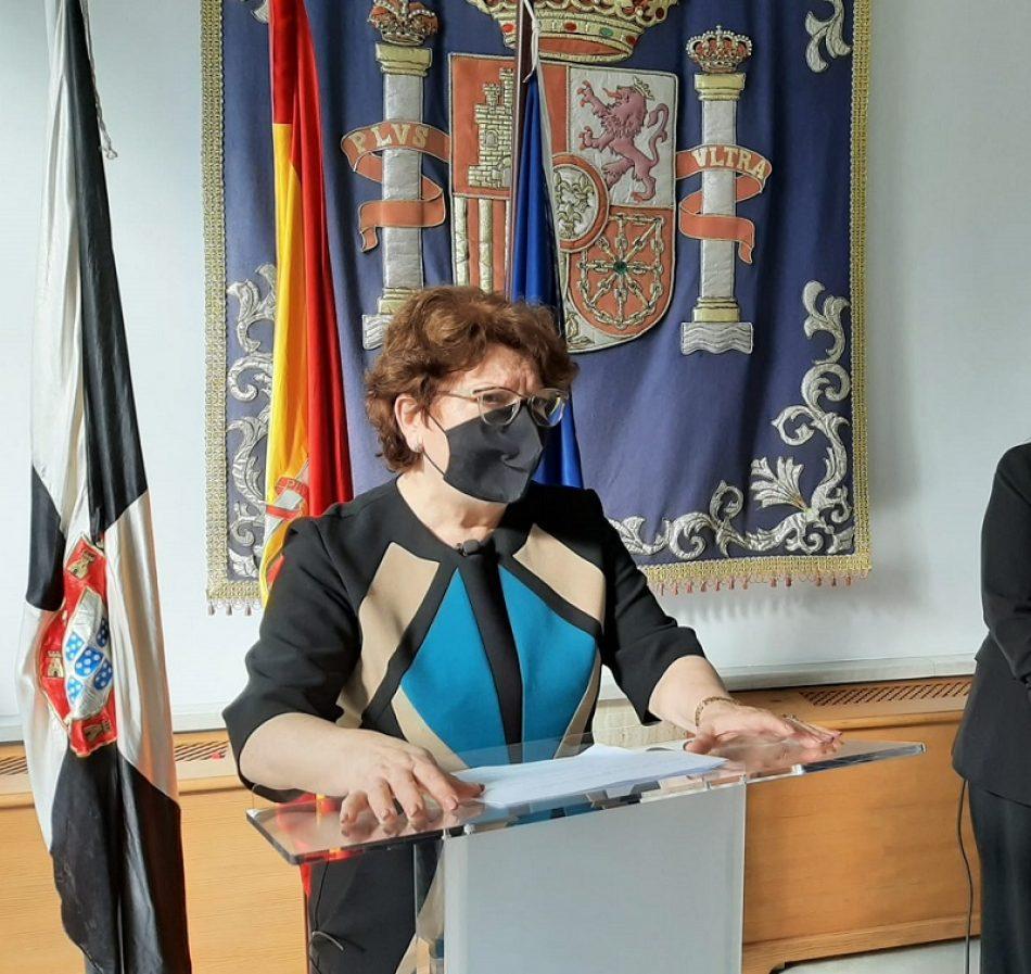 CGT: «La delegada del Gobierno en Ceuta se echa en brazos de VOX y modifica unilateralmente el horario de la manifestación del 1 de mayo»