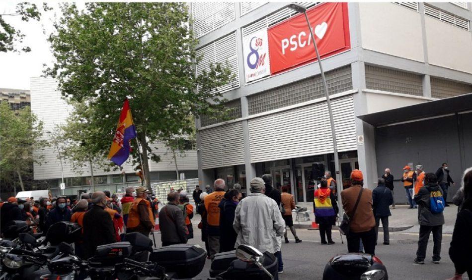 Conclusiones de la reunión mantenida entre la Marea Pensionista de Cataluña (COESPE) y el PSC-PSOE