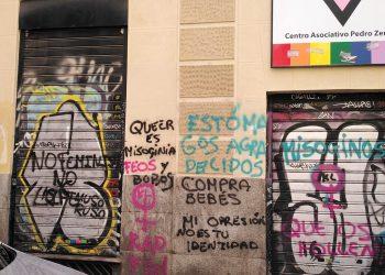Denuncian ataques al colectivo LGTBI en distintos puntos del Estado Español en tan solo dos días