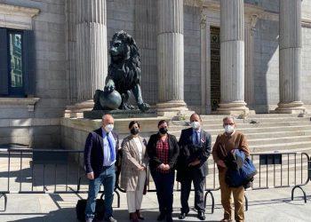 Roser Maestro registra una solicitud de Unidas Podemos para que el Congreso debata en breve la iniciativa de Les Corts para que la Constitución reconozca el Derecho Civil valenciano