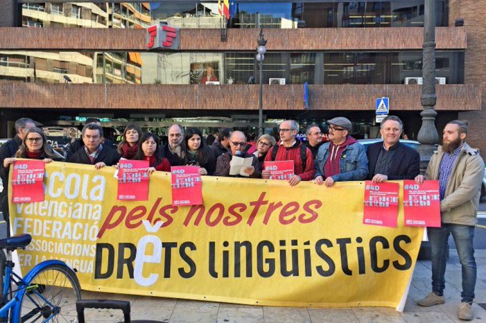 Plataforma per la Llengua exigeix que es regule la competència lingüística en valencià també en la sanitat