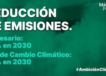 Verdes Equo y Más País consideran decepcionante la ley de Cambio Climático y critican la falta de ambición y de debate del Gobierno