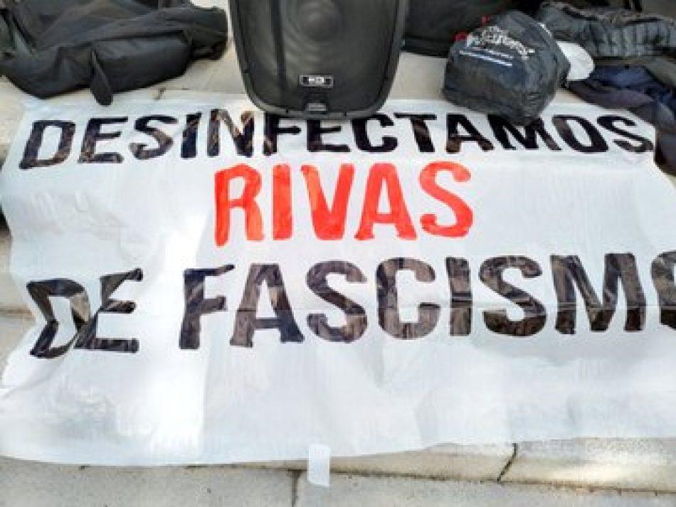 Fuerzas progresistas de Rivas hacen frente común en el Pleno municipal ante la estrategia de victimización de Vox