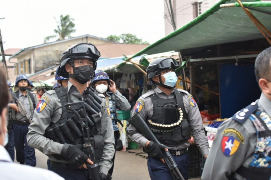 Junta Militar de Myanmar libera a más de 23.000 presos