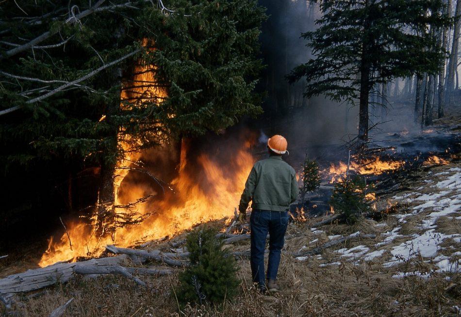 CCOO critica o «modelo fracasado» da Xunta ante a nova vaga de lumes dos últimos días