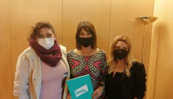 Colectivos de Trabajadoras Sexuales se reúnen con Junts per Catalunya