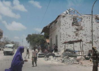 Tensa calma en la capital de Somalia, Mogadiscio, tras choques armados