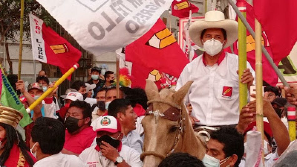 Al fin, Perú ha parido una izquierda popular