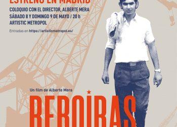 El film documental sobre Moncho Reboiras llega a Madrid
