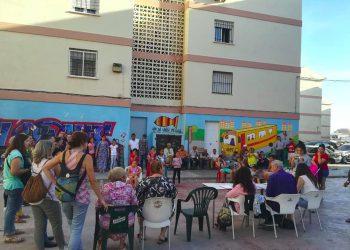 Los vecinos de El Puche (Almería) inician movilizaciones ante los cortes de luz