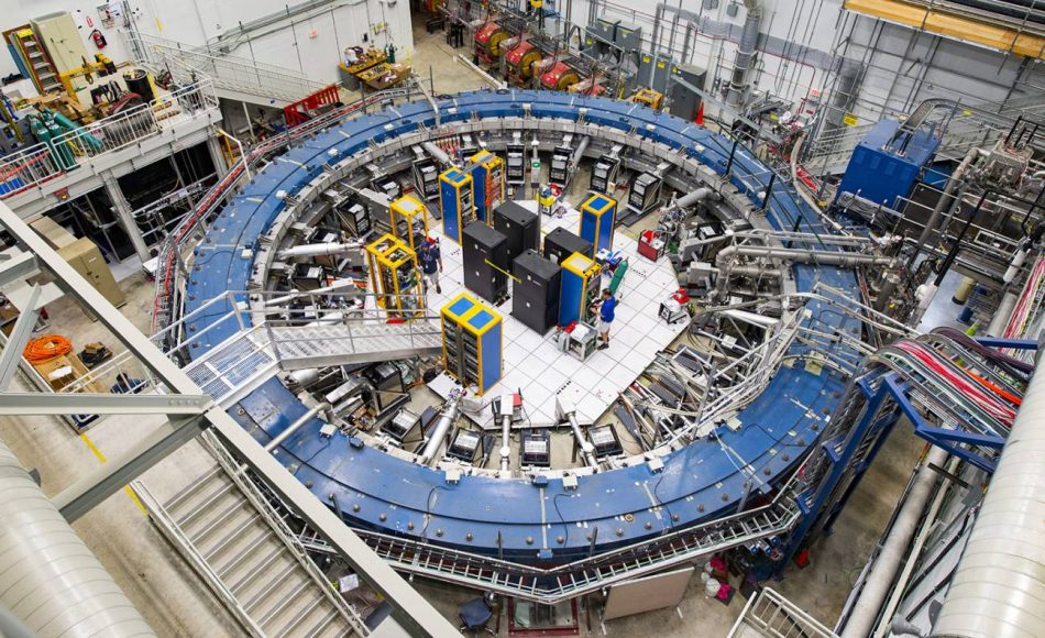 Señales de nueva física tras el bamboleo de una diminuta partícula