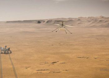 Siete preguntas sobre Ingenuity, el helicóptero 'bebé' de Perseverance que puede pasar a la historia de la aviación