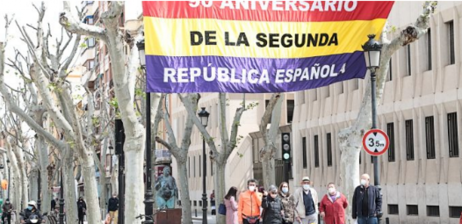 II República, 90 años. Albacete