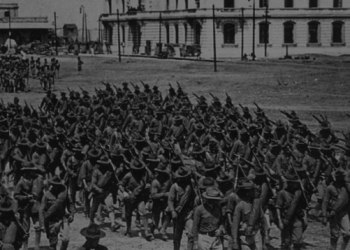 La Resistencia popular a la invasión yanqui al puerto de Veracruz. 21 de abril de 1914