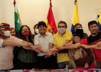 Impulsada por Evo Morales, nace Runasur: la Unasur de los pueblos