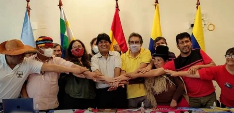 Impulsada por Evo Morales, nace Runasur: la Unasur de los pueblos - Tercera Información -Tercera Información