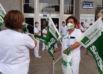 4 de mayo: «Un centenar de peticiones para salvar la sanidad madrileña»
