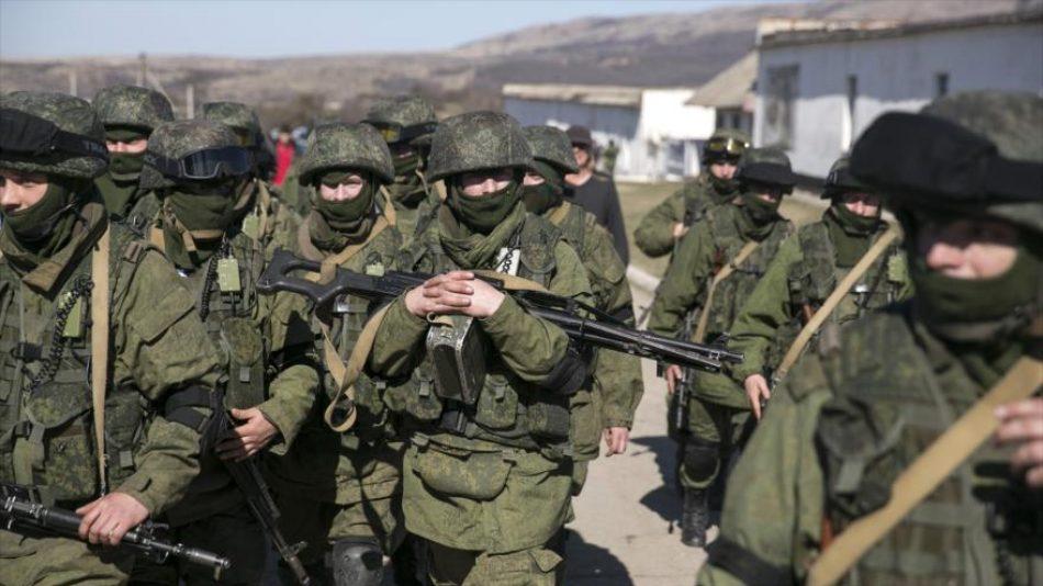 105 mil tropas ucranianas están rodeadas por el Ejército ruso