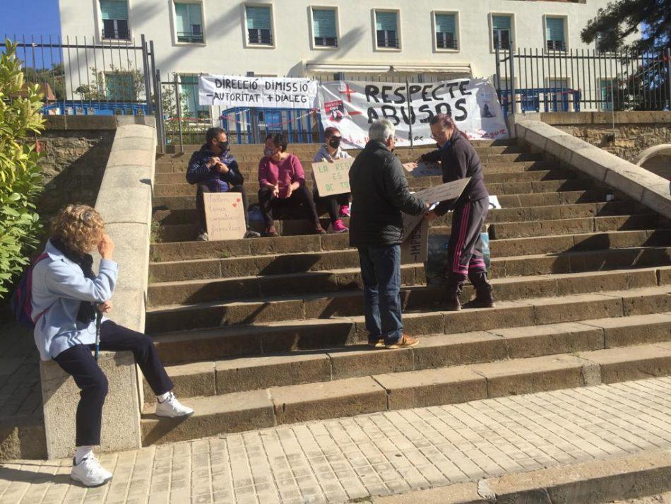 La CGT i les treballadores de la residència  de la Pobla de Segur denuncien l'Ajuntament davant la seva negativa a solucionar el conflicte laboral
