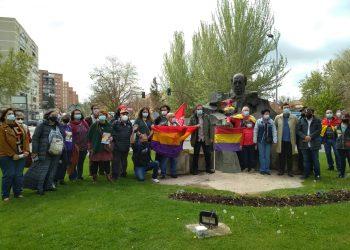 Homenaje a la proclamación de la II República en Alcalá de Henares