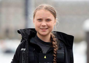 Greta Thunberg se une al llamado de OMS para distribución equitativa de vacunas