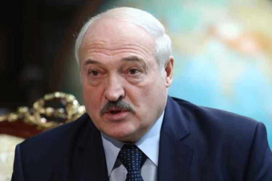 Bielorrusia denuncia probable participación EEUU en intento de atentado