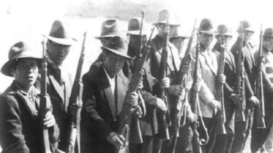 Bolivia cumple 69 años de Revolución Nacional