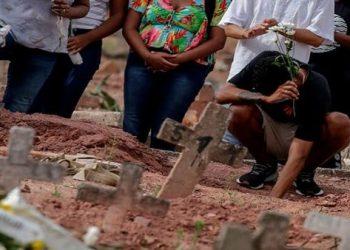 Brasil marca nuevo récord de fallecidos por coronavirus en 24 horas