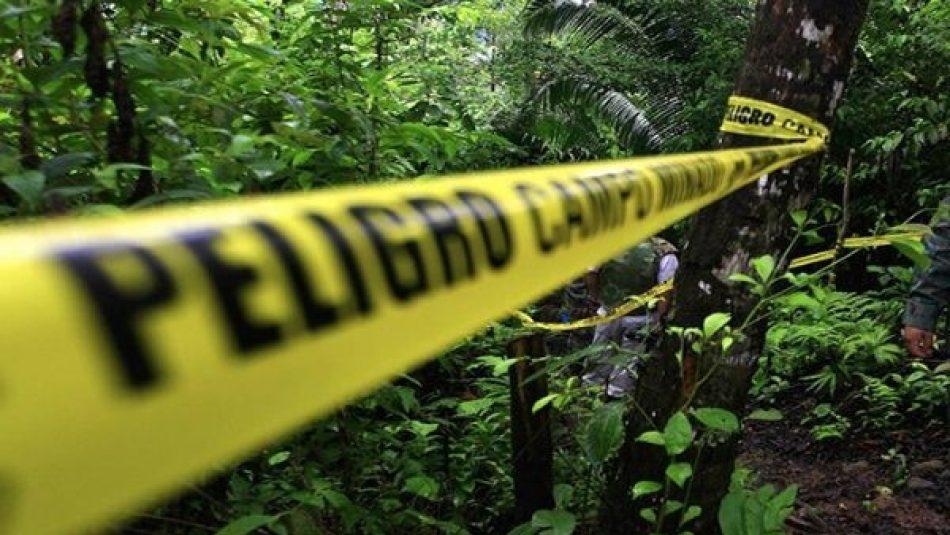Masacre en el suroeste de Colombia deja al menos cuatro muertos