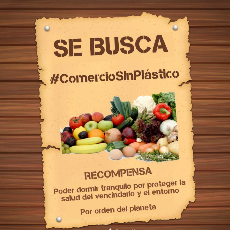 #ComercioSinPlasticos: la FRAVM lanza una campaña para que los supermercados eliminen el sobreenvasado de sus productos