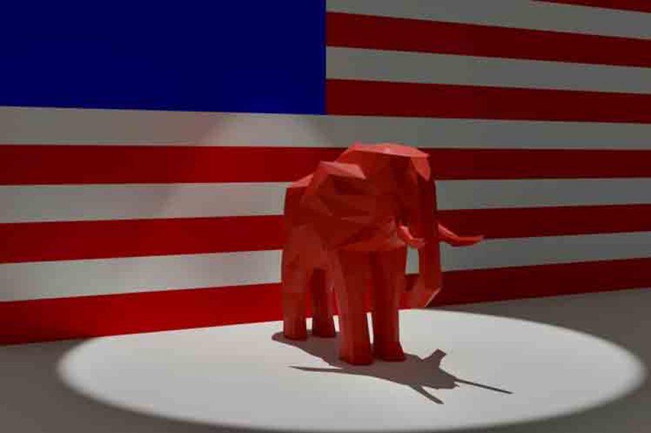 Republicanos en EEUU se vuelcan a Florida