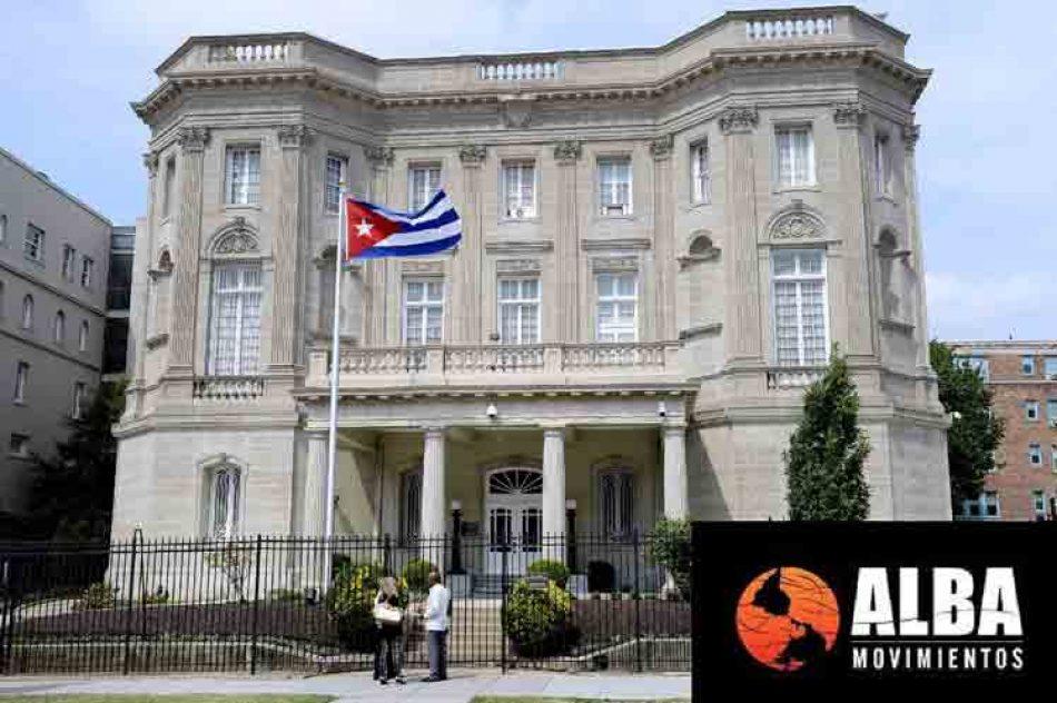 Consideran en Brasil acto de odio ataque embajada de Cuba