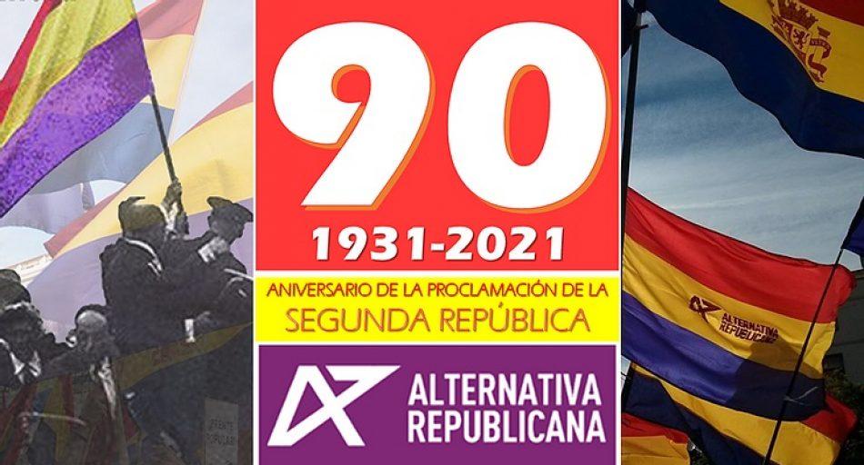 90 años después, la República es irrenunciable