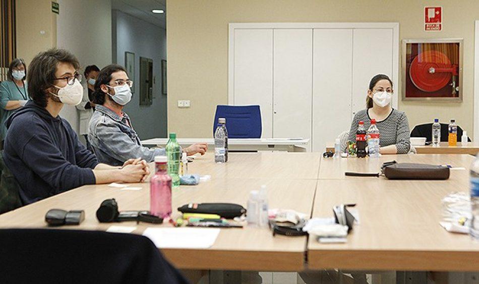 Las enfermeras de familia y comunitarias demandan espacios sin humo para disminuir los contagios por Covid19