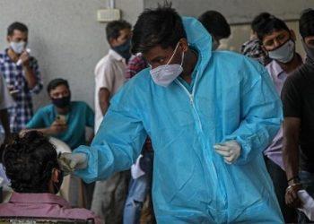 India sobrepasa a Brasil en contagios acumulados de Covid-19