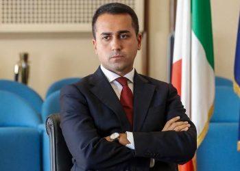 Di Maio reitera el compromiso de Italia con acabar con las sanciones de Estados Unidos a Cuba