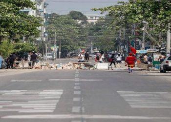 Junta militar de Myanmar afirma que cesará la violencia cuando se estabilice el país