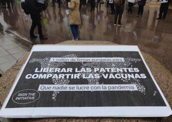 FACUA Comunidad Valenciana se suma al manifiesto 'Vacunas para tod@s. Que nadie se lucre con la pandemia'