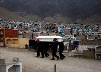 Perú marca nuevo récord de muertes diarias por la Covid-19