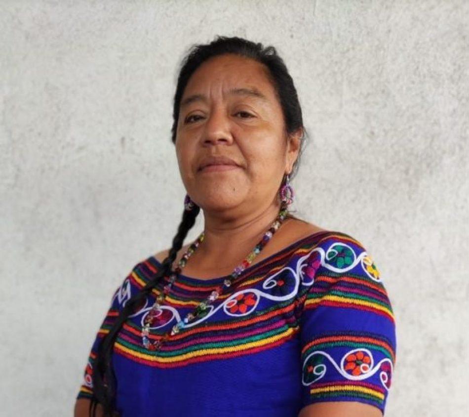 Anastasia Mejía, «La voz del pueblo» en Guatemala, promete seguir informando tras su arresto